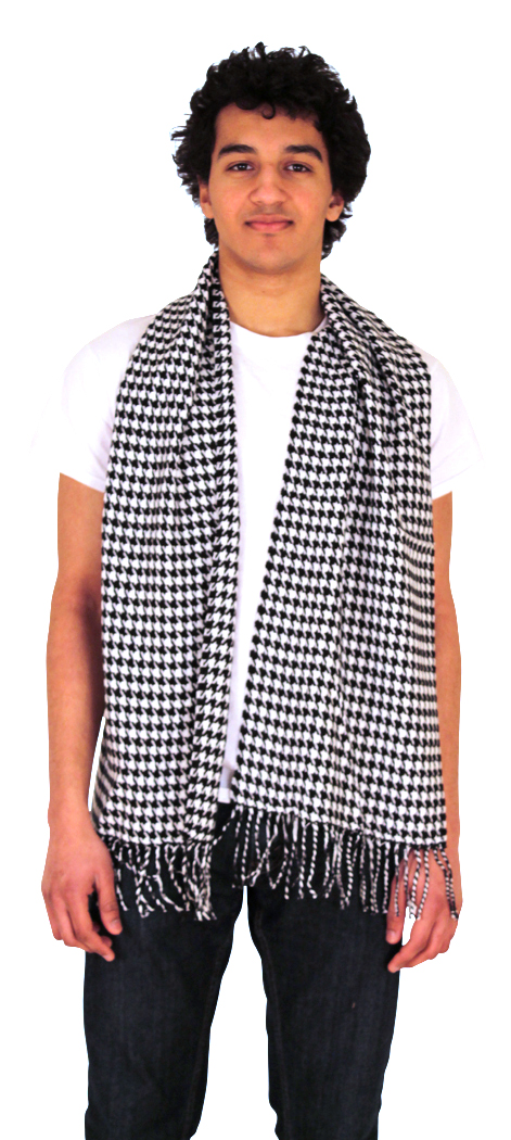 Colors: classic black-white light-pink brown-blue black-dgrey. Sizes:  onesize ... Warm Unisex cashmere-feel scarfs with fringes on edges are available in multiple colors and classic p