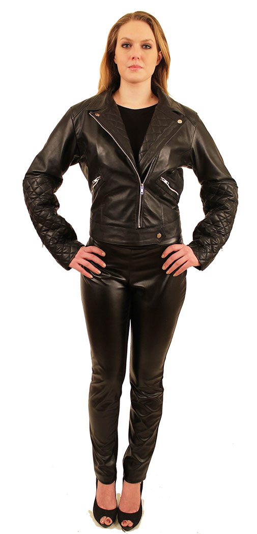 Colors: black. Sizes:  xxs xs s m l xl xxl ... A sexy addition to our womens leather collection, this is a comfortable and stylish faux leather legg