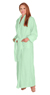 Womens Full Length Wide Ribbed Chenille robe- $59.99 Colors: Fuchsia-S/M Fuchsia-L/XL Fuchsia-2X/3X(+$5) Lilac-S/M Lilac-L/XL Lilac-2X/3X(+$5) Teal-S/M Teal-L/XL Teal-2X/3X(+$5) SeaGreen-S/M SeaGreen-L/XL SeaGreen-2X/3X(+$5). Sizes: