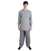 Men&#39;s Pajamas & Loungewear: Waffle/Flannel Set  - $24.99 Colors: Black/Blackwatch, Gray-Heather/Gray-Check. Sizes:  out of stock     <p>Mens pajama set with structured waffle knit top and 100% cotton yarn dyed flannel pant. The men&#3