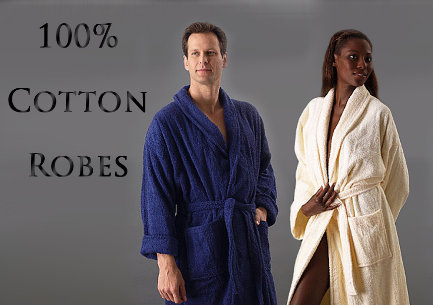 Teery Cloth Robes